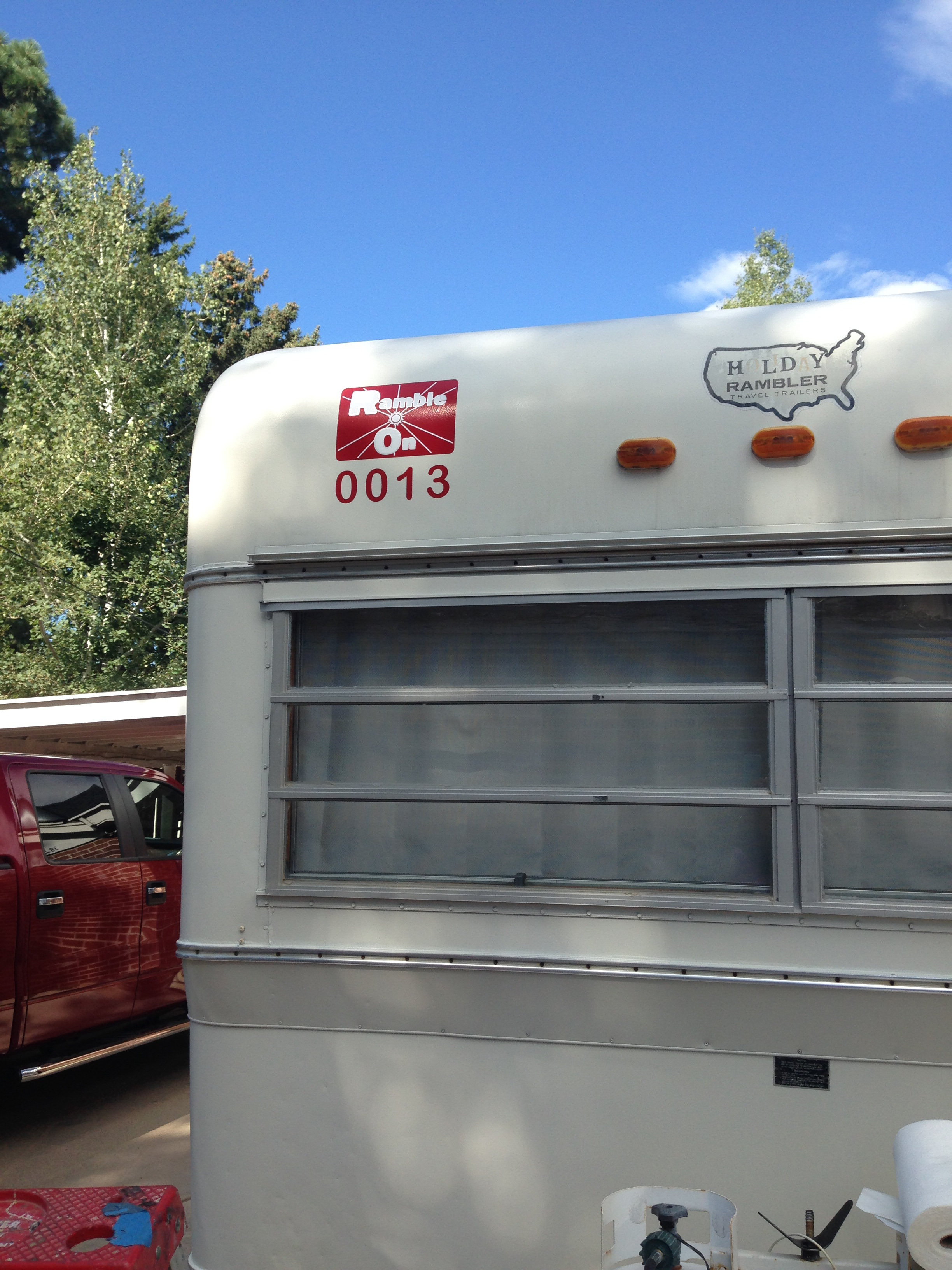 Mt  Princeton Campground with the Holiday Rambler | projectmidge